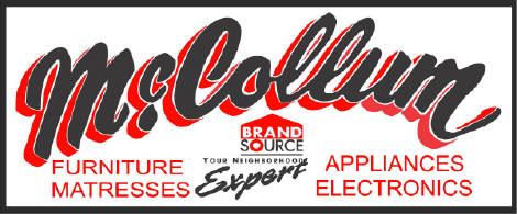 Mccollum Tv And Appliances Frankfort Indiana 46041 Brand